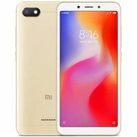 Xiaomi Redmi 6A 2GB/32GB Gold/Золотой Global Version